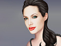 Game Angelina Jolie Makeup