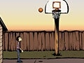 Игра Yard basketball