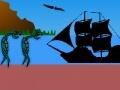 খেলা Defend Pirate Ship