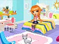 Игра Cutie Yukie Bedroom Decoration