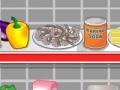 Spiel Seafood Pasta