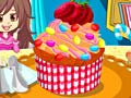 Game Colorful Cupcake