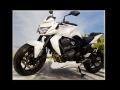 Igra White Motorcycle: Jigsaw Puzzle