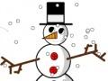 Spiel Snowman Builder