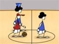 Hry Stick Basketball