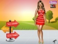Игра Beyonce Knowles Celebrity Dress Up