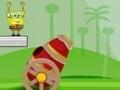 খেলা Spongebob Food Attack