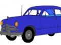 Spiel Big Old Car Coloring