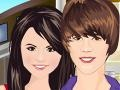 Game Justin Bieber and Selena`s Date