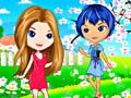 Gioco Cherry Blossom Girl