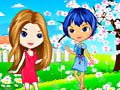 Игра Cherry Blossom Girls Makeover