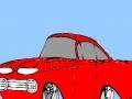 Spiel Little car coloring