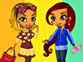 Игра Lisa and Mina Fashion