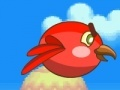 Игра Red flappy bird - 2
