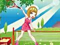 Παιχνίδι Funky Tennis Girl