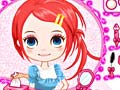 Игра Bright Doll Face Makeover