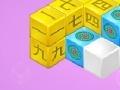 Игра Mahjong cubes