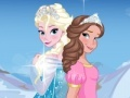 Game Frozen Sisters Elsa and Anna