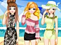 Игра Fashion Summer Girls