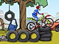 Игра Bike Stunts Garage
