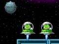 Spiel Angry birds: Space alien war