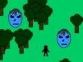Παιχνίδι Escape from Zombie Town