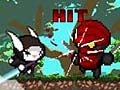 Игра Bunny Fights