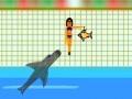 Spēle Feed the dolphin