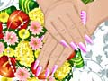 Игра Wedding Ring Manicure