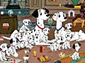 Gioco Hidden Objects 101 Dalmatians
