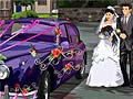 Game Wedding Car Decorations