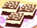 Game Chocolate Cream Cheese Bars