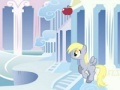 Derpy hooves. Sweet dream ﺔﺒﻌﻟ