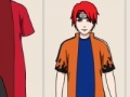 Cluiche Naruto character maker