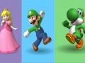 Игра Luigi's Colours Memory
