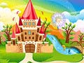 Игра Fantasy Castle Decoration