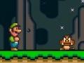 Игра Luigi: Cave world 3