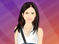 Игра Cute Penelope Cruz Dress Up Game