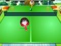 Spiel Dragon Ball Z. Table tennis