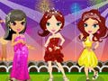 Игра Fascinating Party Girls