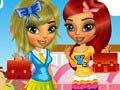 Παιχνίδι Lisa and Mina Go to School