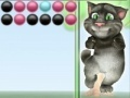 Spiel Talking Tom. Bubble