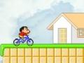 Igra Bike Rider Shin Chan