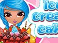 Game Cutie Trend Ice Cream Cake