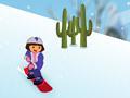 Game Dora Snow skates