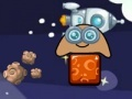 Игра Pou space. Puzzle jelly world 3