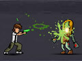 Jeu Ben 10 Vs Zombies