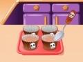 Игра Spooky Spiny Cupcakes
