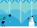 Игра Snowman Destroyer