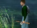 Игра Lake fishing: green lagoon